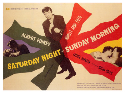 Saturday Night and Sunday Morning, 1961
