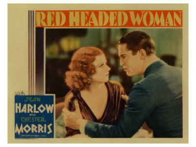 Red-Headed Woman, 1932