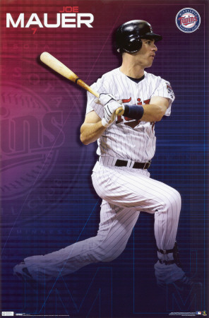 Minnesota Twins - Joe Mauer