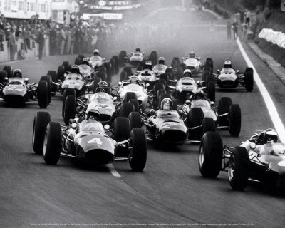 French Grand Prix, c.1965