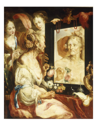 An Allegory of Vanity