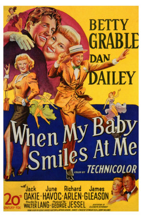 When My Baby Smiles at Me, 1948