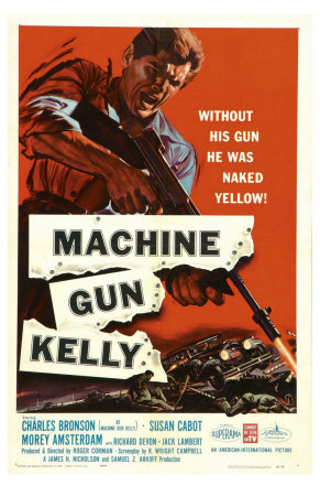 Machine Gun Kelly, 1958