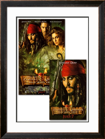 Pirates Of The Caribbean- Dead Man