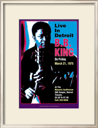 B.B. King - Live in Detroit