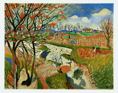 Andre derain art posters and prints