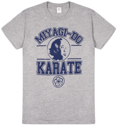 The Karate Kid - Miyagi-do Karate Posters