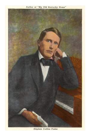Portrait of Stephen Foster