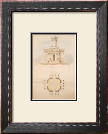 Design for a Mausoleum