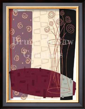 Jazz Still Life II Framed Art Print