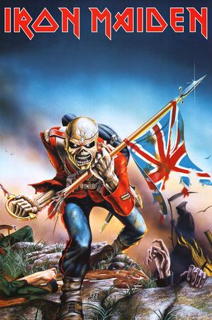 Poster Iron Maiden..