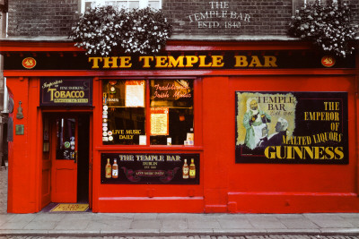 Temple Bar - Dublin