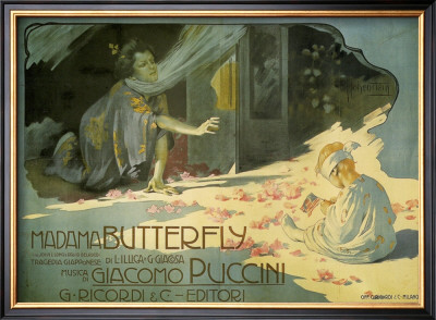Madama Butterfly, c.1904