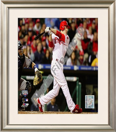 Chase Utley 2009 MLB World Series 3 Run Home Run