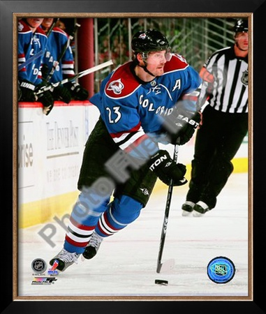 Milan Hejduk 2009-10