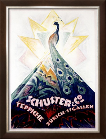 Schuster and Company Framed Giclee Print