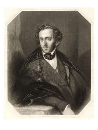 Felix Mendelssohn German Composer