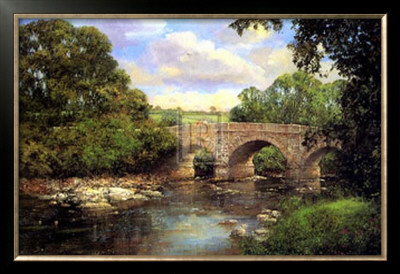 Old Bridge, Derbyshire