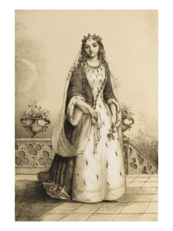 Margaret of Anjou Daughter of the Duke of Anjou and Queen of Henry Vi