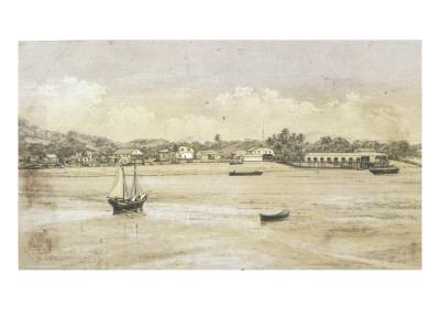 Panama City c. 1800s