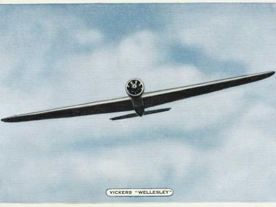 Vickers Wellesley