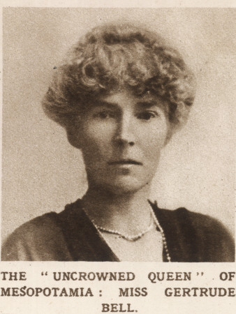 Gertrude Bell: the 