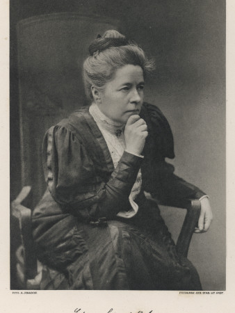 Selma Lagerlof Swedish Writer