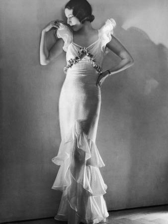 Elegant Woman, 1930s