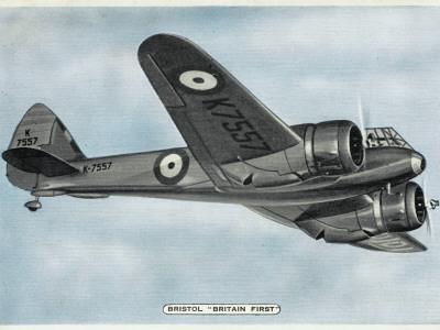 Bristol Blenheim Prototy
