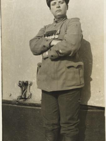 Maria Leontievna Bochkareva