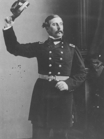 Commander of Irish Brigade During US Civil War, Thomas Francis Meagher