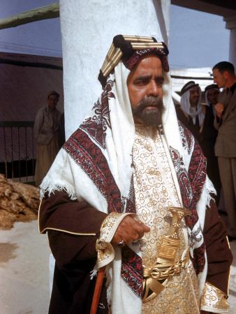 Sheik of Bahrain.