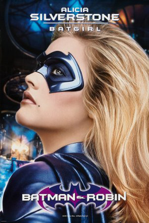 Batman and Robin - Alicia Silverstone