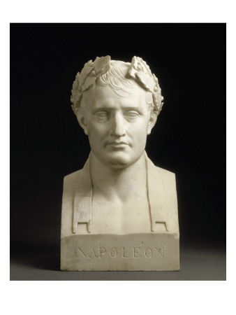 Napoleon I (1769-1821) Laurel, Emperor of the French