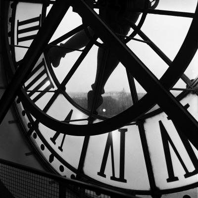 Orsay Clock,Tom  Artin