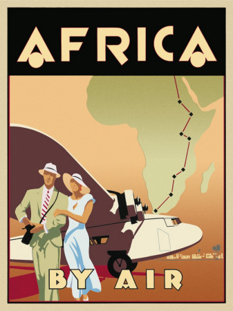 Buy Africa by Air at AllPosters.com