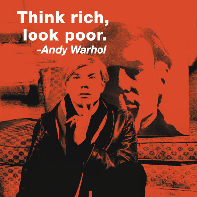 Think Rich, Look Poor