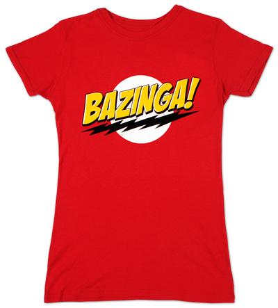 Juniors: The Big Bang Theory - Bazinga