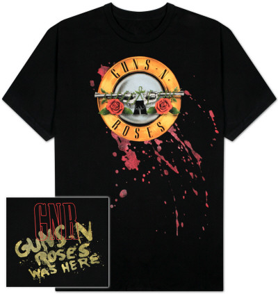 Buy Guns and Roses - Bleeding Logo at AllPosters.com