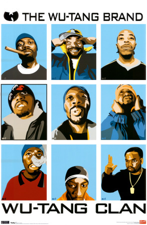 Wu Tang Clan - Buy this poster at AllPosters.com
