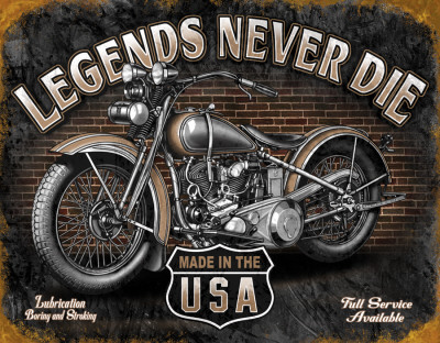 Legends - Never Die