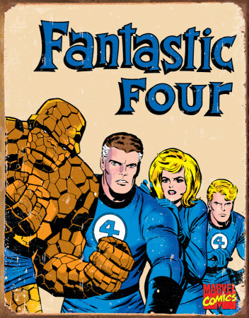 Fantastic Four Retro