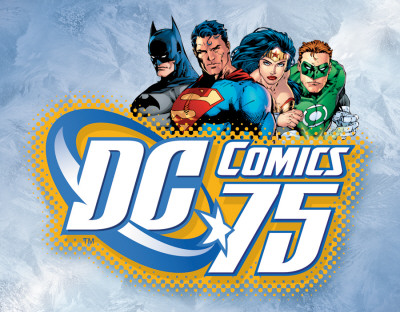 DC Comics 75th Anniversary