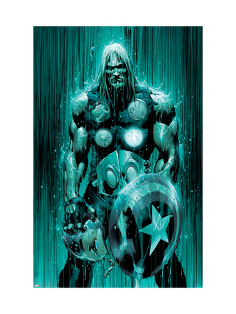 Ultimates No.2 Cover: Thor