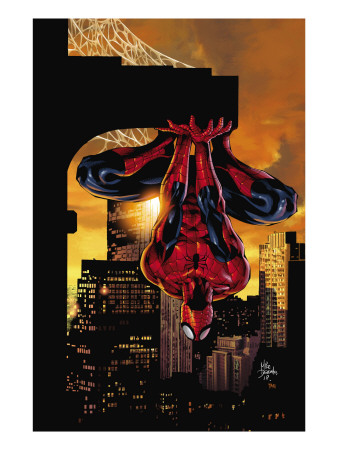 Amazing Spider-Man Family #2 Cover: Spider-Man Posters