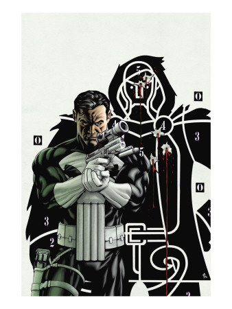 Punisher #2 Cover: Punisher