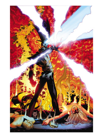 New Mutants No.4 Cover: Legion