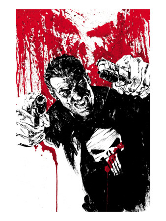 Punisher War Journal #17 Cover: Punisher