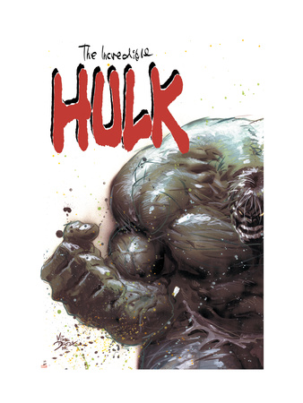 Incredible Hulk #67 Cover: Hulk Fighting Posters
