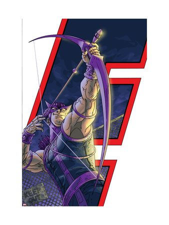 Avengers: Earths Mightiest Heroes #6 Cover: Hawkeye